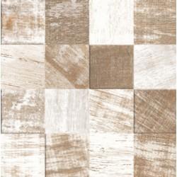 PORTINARI SIMETRIA WOOD PATINA 58,4X58,4 cm
